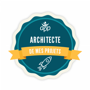 Architecte de mes projets